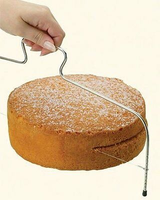 Adjustable Wire Cake Leveller Cutting Cutter Decoration Tool