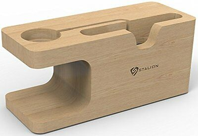 Apple Watch Stand: Stalion Desktop Charging Dock Station Universal Cradle Dock