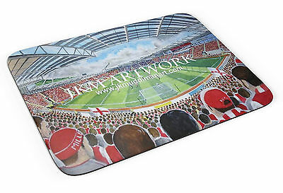New York Stadium Art Mouse Mat - Rotherham United FC