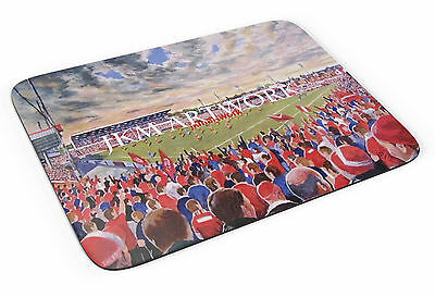The Willows Stadium Art Mouse Mat - Salford RLFC