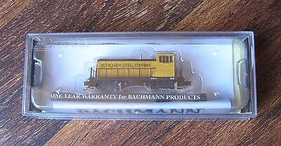 New Bachmann Spectrum N Scale GE 70 Ton Diesel Switcher Loco DCC Model Train