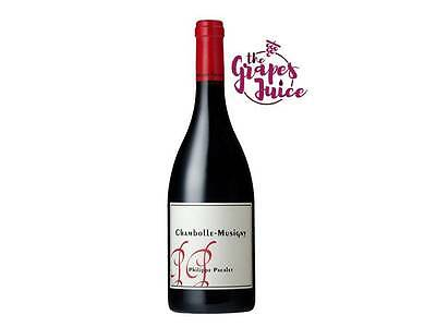 Vino Rosso Francia Chambolle-Musigny 2010 - Philippe Pacalet