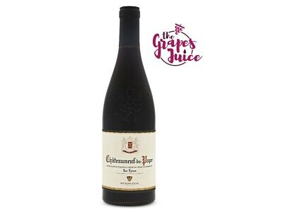 Vino Rosso Francia Les Epices Chateauneuf Du Pape 2007 - Mommessin