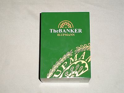The Banker H Upmann Currency Wooden Cigar Box
