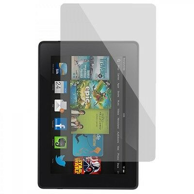 2 X Clear LCD Screen Protector For Amazon Fire HD 6 Tablet