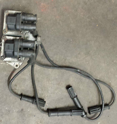 2004-2008 fiat PANDA MK2  1.2 coil pack packs with HT leads