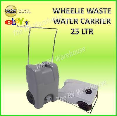 Kampa Wheelie Waste Water Container Carrier New Caravan Parts RV Fiamma