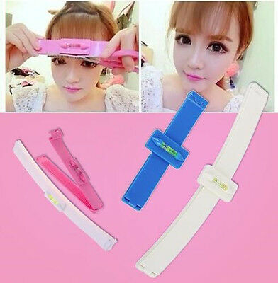 Professional Salon Hair Cutting Trimming Bangs Clip Hair Trim Tool Durable UK