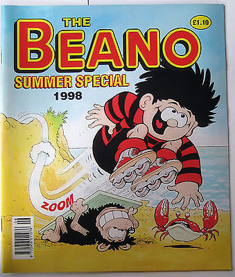<•.•> BEANO SUMMER SPECIAL • 1998 • DC Thomson