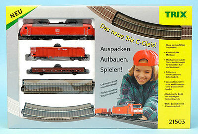 21503 Trix HO Gauge Digital DB Freight Starter Set New & Boxed