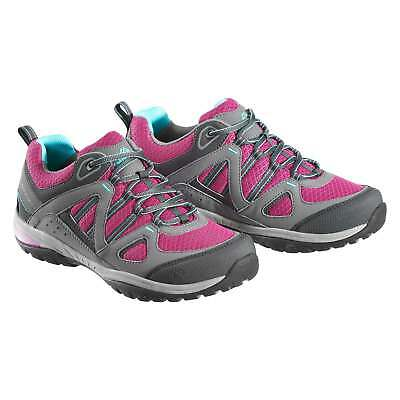 Kathmandu Serpentine II Womens Lighweight Durable Hiking Walking Shoes Pink