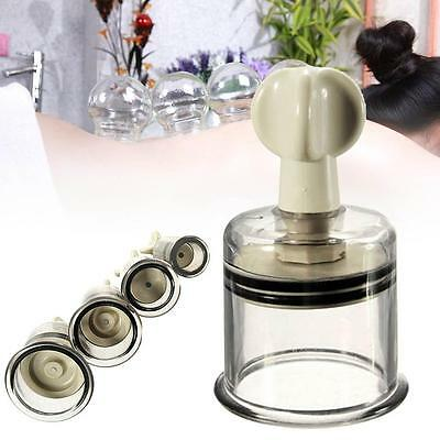 Effective Healthy Medical Vacuum Cupping Suction Therapy Device Twist Massage EH