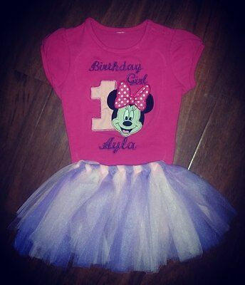 personalised kids baby birthday outfit TOP Girls Boys Themes