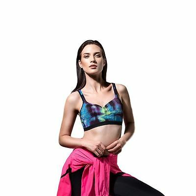 Fa M Ou S Store Sports Running Gym Yoga Workout Fitness Bra Sizes 32A - 38DD