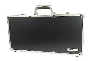 Clipper Keeper Portable Display Storage Unit Secure Transport Durable Barber New