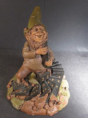 Tom Clark Gnomes FATS Gnome With Dominoes Ed 68