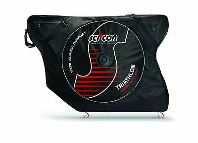 NEW Scicon Aerocomfort Triathlon Travel Bike Bag