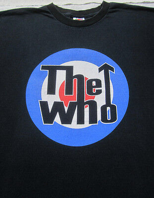 THE WHO 2004 Hollywood bowl concert XL T-SHIRT