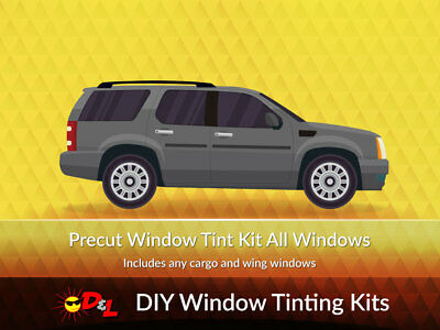 Chrysler Town&Country Precut Window Tint Kit All