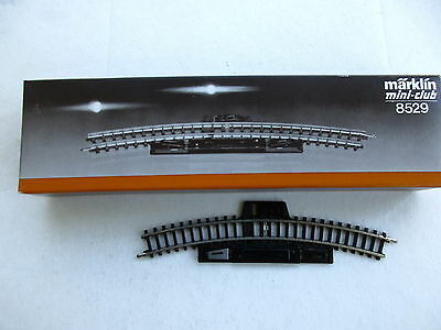 Marklin Z -Curved Circuit Track #8529 - Special Price!
