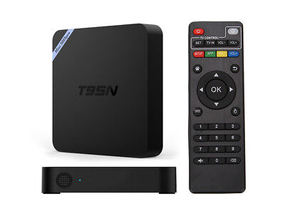 Latest Uhd T95N Android 6.0 2Gb/8Gb Amlogic S905 4K Smart Tv Box  K 17.4