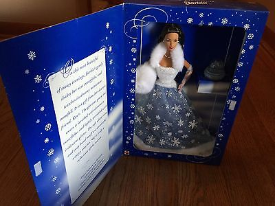 1999 Special Edition Collectible Snow Sensation Barbie Doll