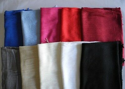 Pashmina Lovely Soft Artficial Wool Scarf Unisex Long Warm 10 colors