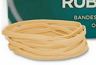 """New Two 1 lb Boxes #32 Rubber Bands 3"""" x 1/8"""" 950 each 1,900 Count Rubberbands"""
