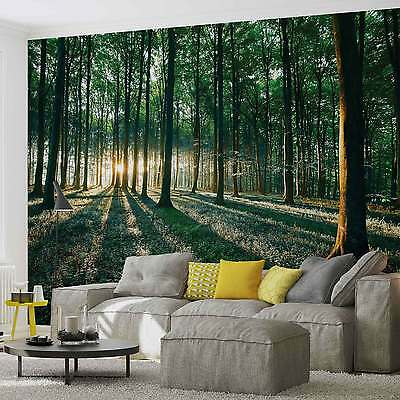 WALL MURAL Flowers Forest Nature XXL PHOTO WALLPAPER (2228DC)