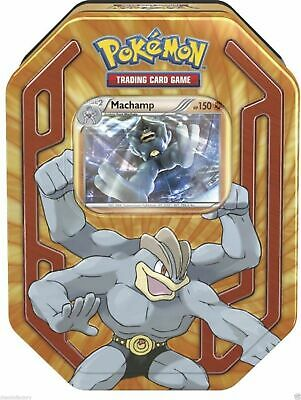 POKEMON TCG Trading cards  Machamp Collectors Tin Factory Sealed!