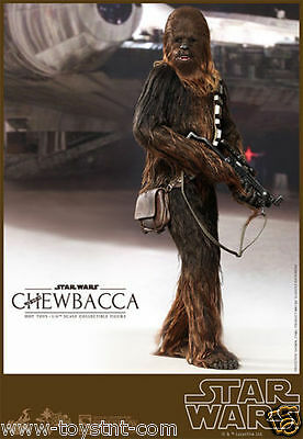 The Chewbacca Star Wars 1/6 Sideshow Hot Toys