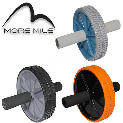 More Mile Ab Patins Abdominal Fitness Gym Entraînement Exercice Roue Toner