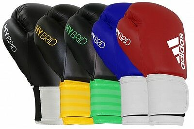 Adidas Hybrid 100 Boxing Gloves - Sparring, Training, boxercise