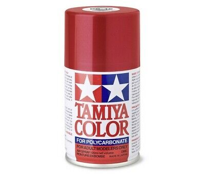 TAMIYA PS-15 Lexanfarbe Metallic Rot 100ml 300086015 (6.90 EUR pro 100 ml)