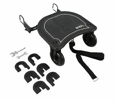 Red Kite Junior Rider Kids Adjustable Buggyboard - Suitable From 15 Mts Approx