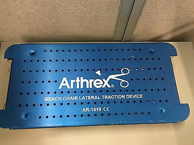 Arthrex Beach Chair Lateral Traction Device Set W/tray