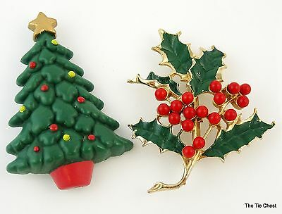 Christmas Pins Brooches Great to Add To Your Ugly Christmas Sweater!