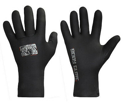 Body Glove 3mm Neoprene Wetsuit Gloves Surfing Diving Obstacle Race OCR XL ONLY
