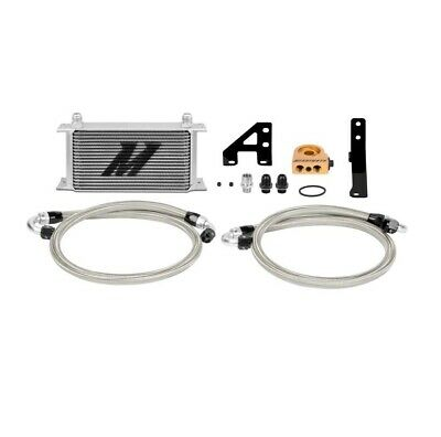 Mishimoto Oil Cooler Kit (STi 2015+) - Silver, Thermostatic