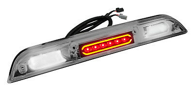 2017 Ford F-250 F-350 Euro Clear RECON High Power LED Rear Third 3rd Brake Light