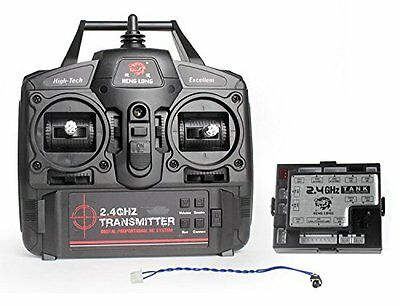 HengLong Upgrade 2.4Ghz Radio System for 1/16 RC Tanks (2.4Ghz Transmitter and