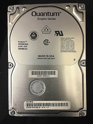 20-104581-01 | Quantum Prodrive 540S Scsi Empire Series New Pulls