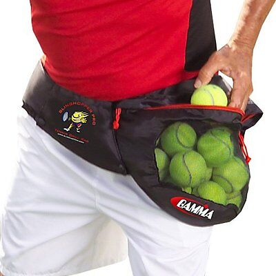 NWT SlingHopper Pro or Rally Tennis Teaching Drill Bag - Choice of Blue or Green
