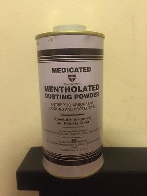 Medicated Mentholated Dusting Powder 200g