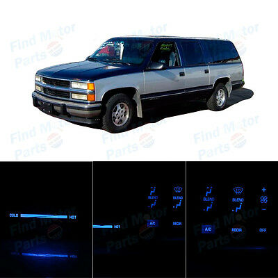 Pack of Instrument AC Control Blue Bulb for 1988-1994 Chevrolet  C1500 Suburban