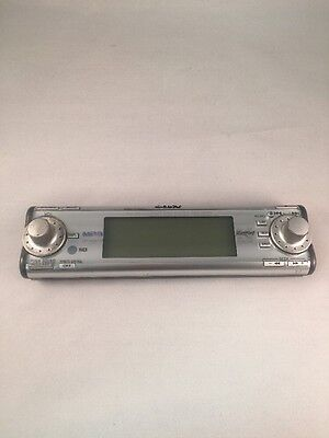 Sony Cdx-Mp70 Stereo Faceplate Only!!