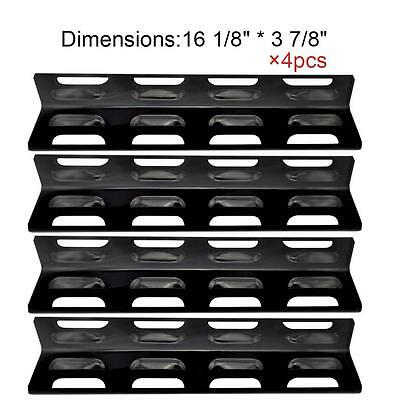 92071 BBQ  Porcelain Steel Heat Plate Replacement for Perfect Flame and Others