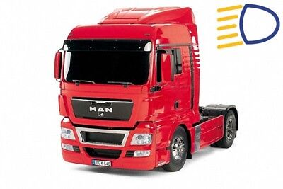 Tamiya MAN TGX 18.540 4x2 XLX Red Edition + LED-Lichtset - 300056332LED