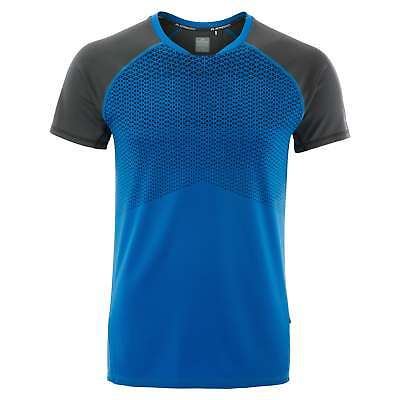 Kathmandu Zeolite Mens Active T-Shirt Sports Mesh Panel Tee Trail Running Top