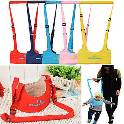 Baby Care Safty Rein Harnesses Learn Walk Assistant Belt Toddler Kid Children